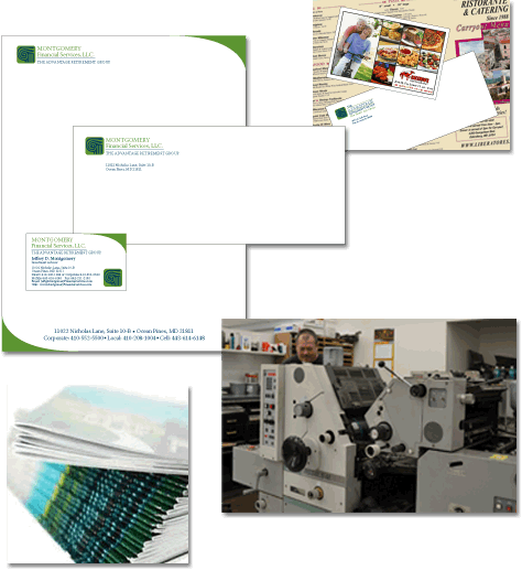 Sample Commercial Printing